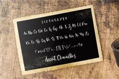 Eastwood Stylish Bold Script Font Product Image 6