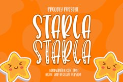 Starla Belovia - Playfull Font Product Image 1