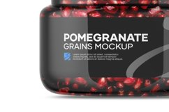 Pomegranate Grains Mockup Product Image 4