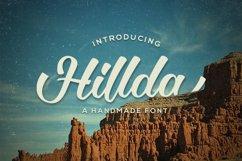 Hillda Script Product Image 1