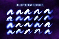 30 Procreate Glow Brushes Product Image 2