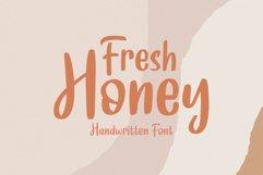 Fresh Honey || Handwritten Font Product Image 1