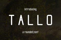 Tallo Font  Product Image 1