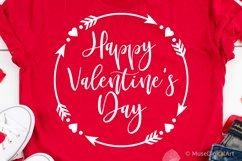 Happy Valentines Day Svg, Kids Valentines Day Svg, Love Sign Product Image 1