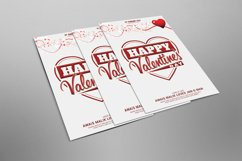 Valentines Psd Template Product Image 2