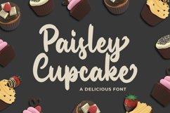 Paisley Cupkace a Delicious Font Product Image 1