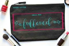 Belgia -Modern Calligraphy Product Image 7