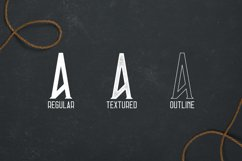 The Modern Vintage Font Collection Product Image 3