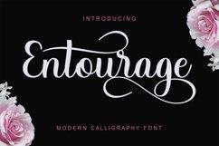 Entourage Script Product Image 1