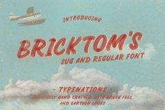 Bricktoms SVG & REGULAR Product Image 1