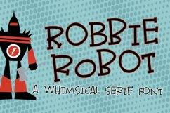 PN Robbie Robot Product Image 1