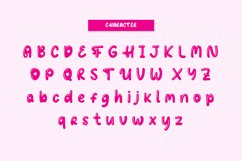 Gingies Bubble - Handwritten Font YR Product Image 6