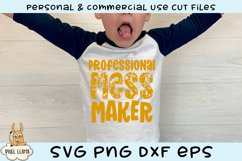 Little Boy Bundle Of 6 Grunge Distress SVGs Product Image 3