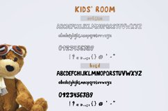Kids' Room typeface with Outline and Solid versions Product Image 2