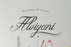 Alviyani Script Product Image 1