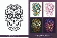 100 Decorative Skulls Product Image 6