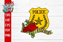 Essential Worker Police Cop svg Product Image 4