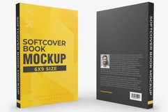 Softcover Book Mockups Product Image 4