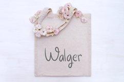 Dellicia Gllen - A Handrawn Font Product Image 4