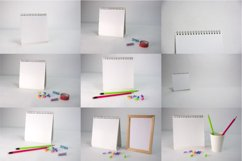 Desk Calendar Mockups. 9 PSD files with smart objects. Product Image 5