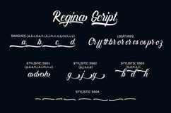 Regina Script Product Image 3