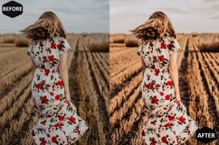 Red Blogger Photoshop Actions And ACR Presets Product Image 4