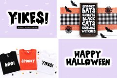 Font Bundle - Handwritten Fonts for Crafters - Halloween Product Image 4