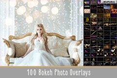 100 Bokeh Photo Overlays Product Image 1