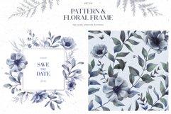 Floral wedding cards set Product Image 6