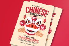 Chinese New Year Flyer Product Image 1