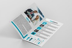 Bifold DL Brochure Template Product Image 2