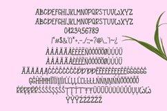 Web Font Botanical Heart Product Image 5