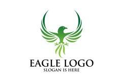 Eagle logo, Flying Logo Illustation Product Image 3