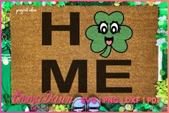 CONNY THE CLOVER SVG St Patrick's Day Zentangle Design Product Image 7