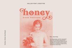 Hallen - Modern Classic Font Product Image 4