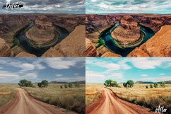 25 Landscape Photoshop Actions, ACR and LUT Presets Product Image 5