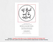 Rehearsal Dinner Invitation, TOS_40 Product Image 4