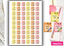 Student Planner Stickers Product Image 2