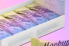 Mockup Snack Bars Box of 10x40g Product Image 6