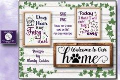 Dog SVG - Dog Lover Bundle - 9 SVG & PNG & 6 bonus PDFs Product Image 5