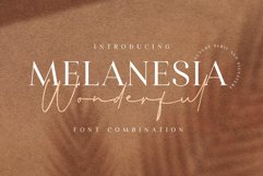 Wonderful Melanesia Product Image 1