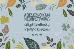 Herbs in Paradise brush font Product Image 6