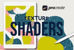 Texture shader brushes for procreate Product Image 1
