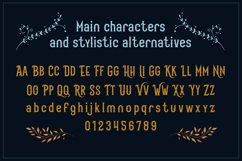 Scarytale - vintage multi-layered font Product Image 3