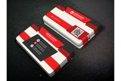 Corporate Business Card Product Image 1
