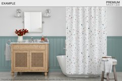 Bath Curtain Mockup Pack Product Image 2
