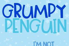 Grumpy Penguin Product Image 4