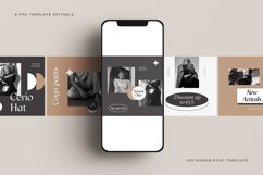 Shya - Instagram Template Set BL Product Image 3
