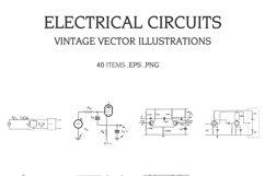 Vintage Vector Illustrations Bundle 1391 Items Product Image 4