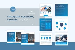 Canva Templates for accountants, bookkeepers, Finance area Product Image 1